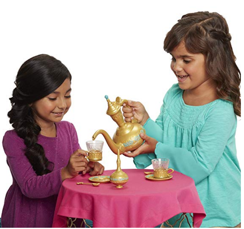 Amazon – Aladdin Disney's Agrabah 9-Piece Tea Set Only $4.88, Reg $19.99
