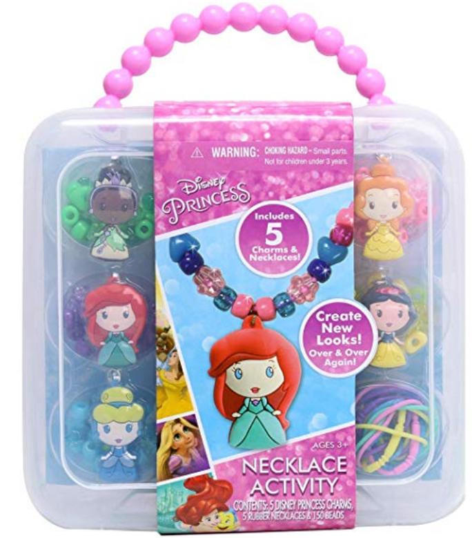 Amazon – Tara Toy Disney Princess Necklace Activity Only $6.29, Reg $12.99