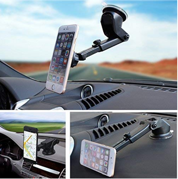 Amazon – 70% Off Car Dashboard Mount Holder For Smartphones Only $9.99, Reg $29.99 + Free Shipping!