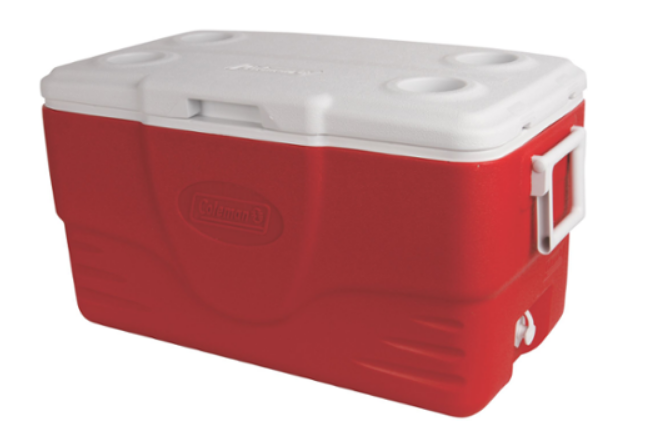 REI.com – Coleman Performance Cooler 50 qt. Only $16.60, Reg $44.99 (20% Off ANY One Item w/Code)