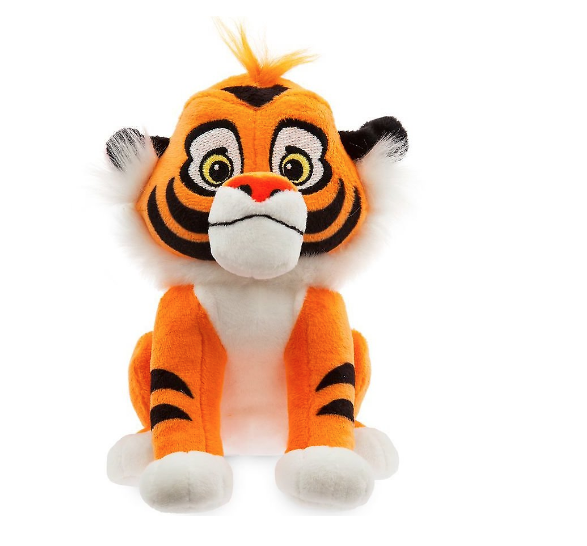 Disney 6.5″ Rajah Plush Stuffed Tiger Only $3.99, Reg $9.95 + Free Shipping!
