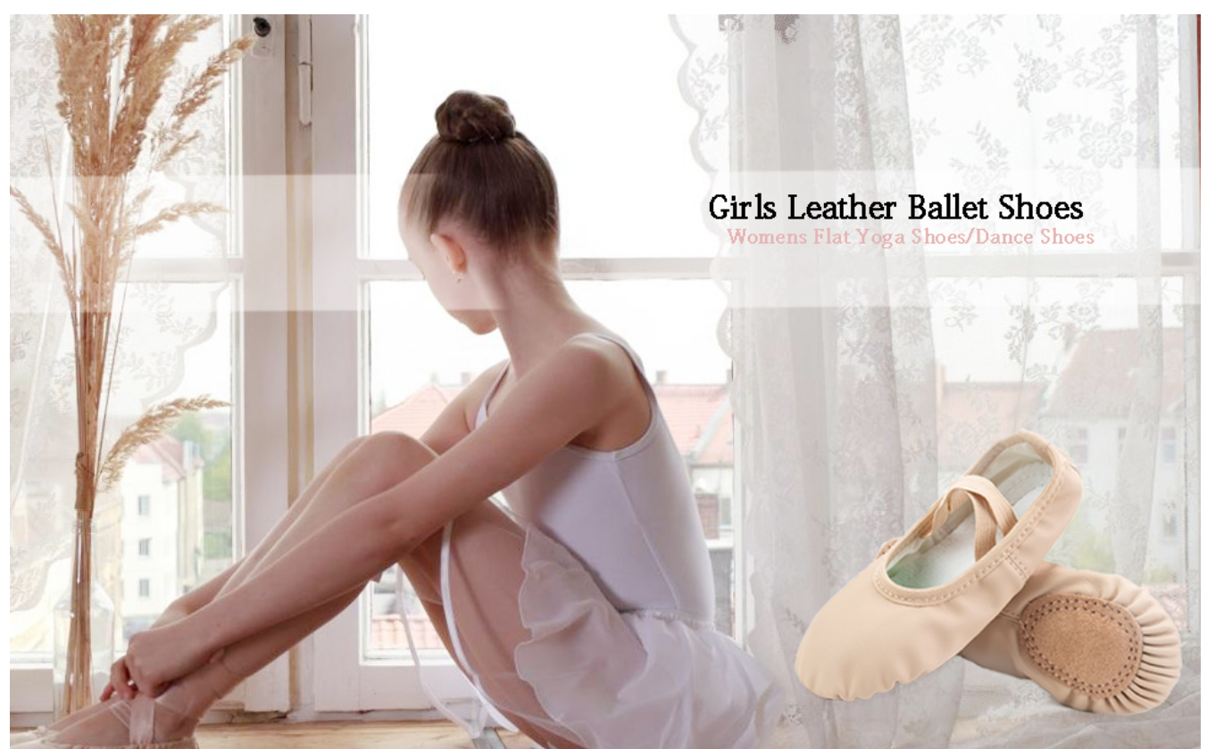 Amazon – Leather Ballet Shoes Only $7.79 (Comes In 5 Colors)