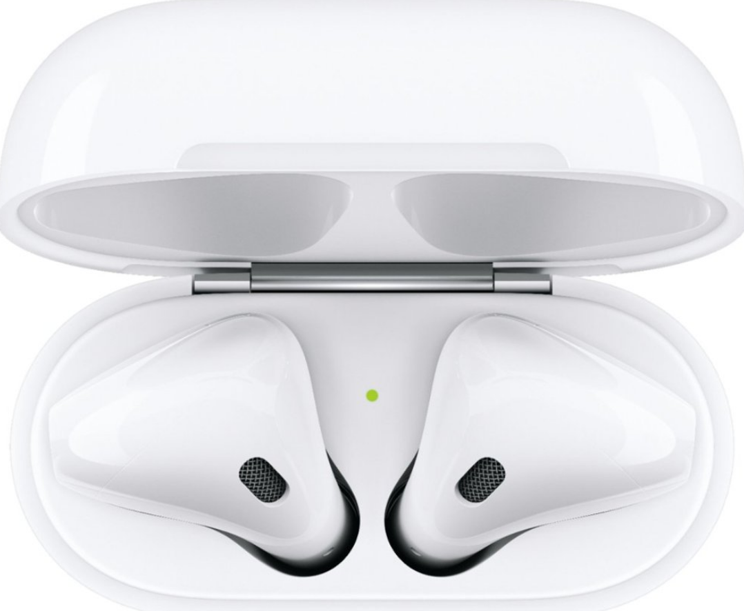 Amazon – Apple AirPods with Charging Case (Latest Model) + 3 FREE Months of Apple Music Only $134.00, Reg $159.00 + Free Shipping!