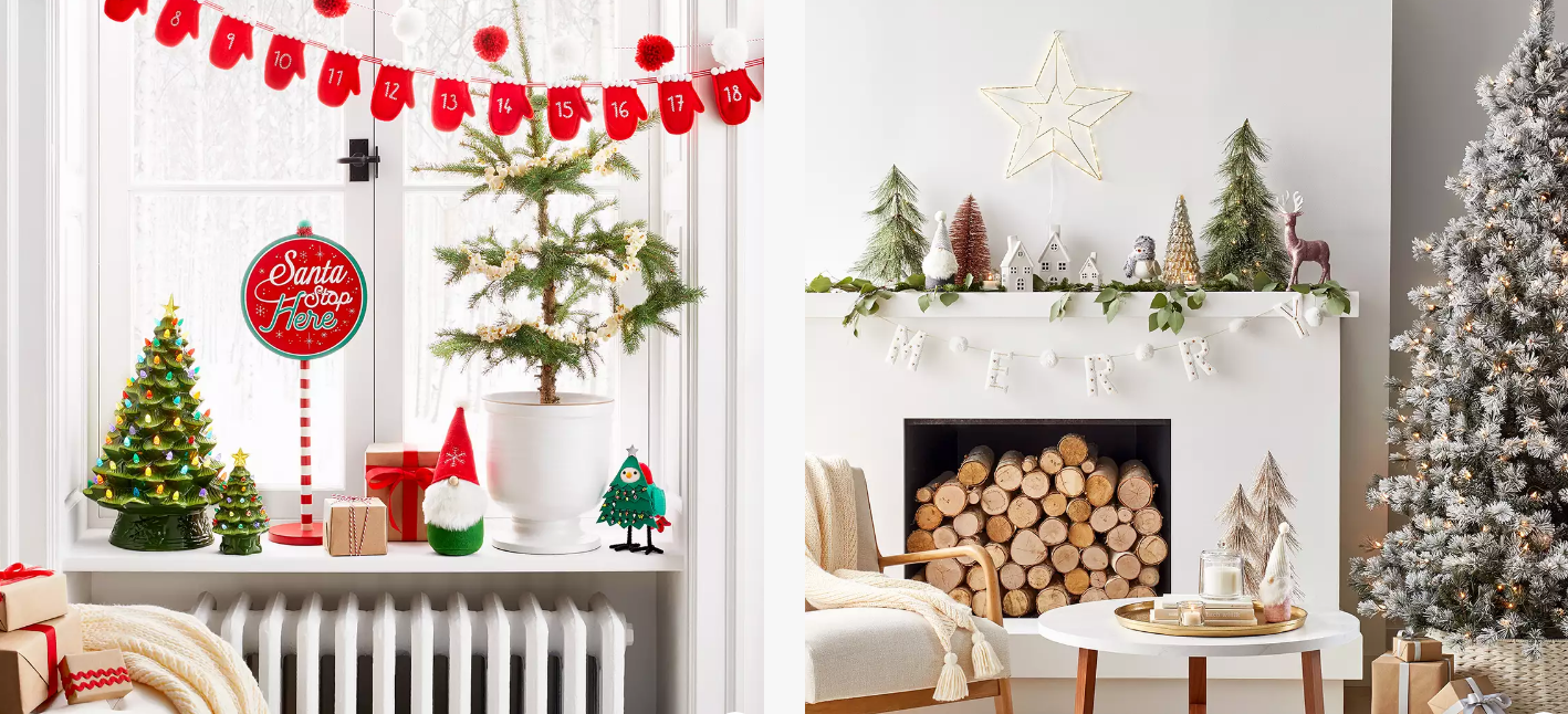Target – $50 Off $100 Holiday Purchase Including  Inflatables, Trees & Decor (11/30-12/01 Only)