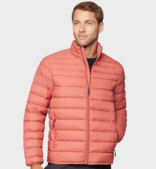 32 Degrees – Men's Ultra-Light Packable Jacket Only $24.99, Reg $100!