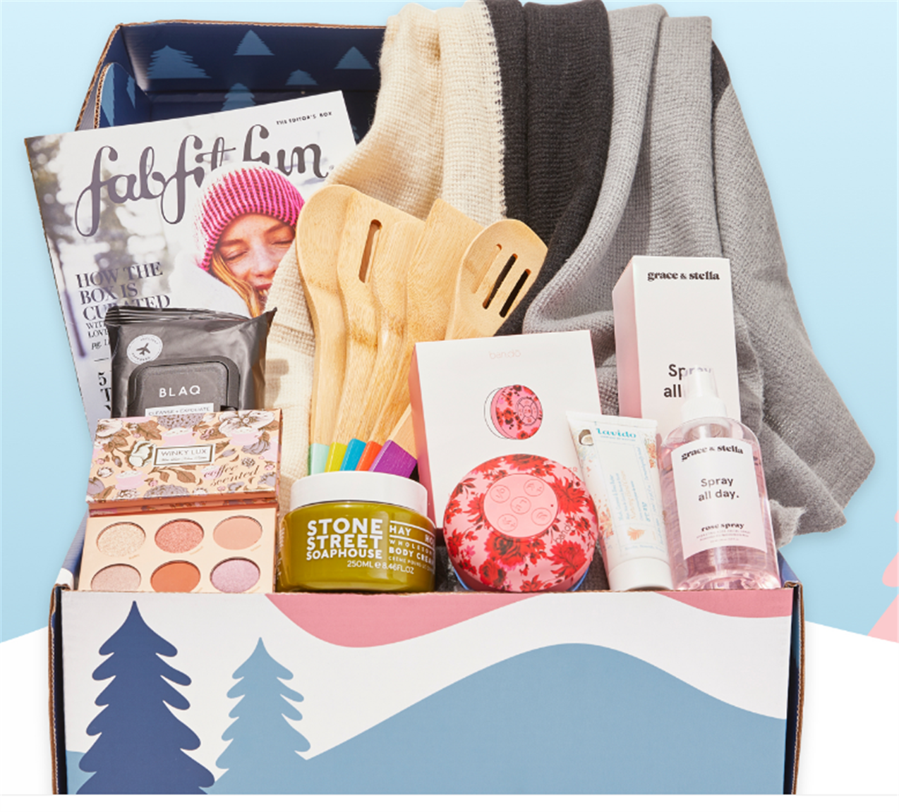 FabFitFun 2019 Winter Box Only $29.99 ($200 Value) For New Subscribers! Makes A Great Valentine's Day Gift!