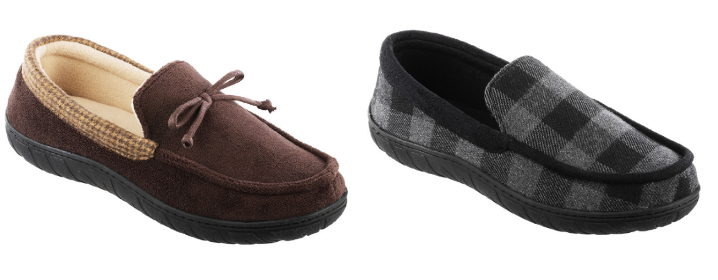 Walgreen's.com – totes Men's Memory Foam Slippers Only $5.19, Reg $12.99 + Free Shipping!