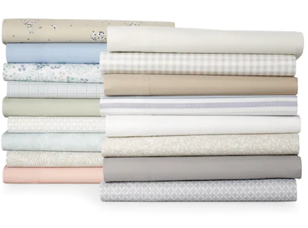 Kohl's – Croft & Barrow Extra Soft Sheet Sets (All Sizes) as Low as $12 Each, Reg $80 + Free Shipping!