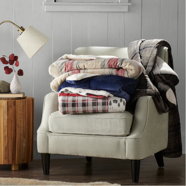 Kohl's – Cuddl Duds Cozy Throw Only $15.00, Reg $59.99 + Free Shipping! USE YOUR UNIQUE CODE NOW!