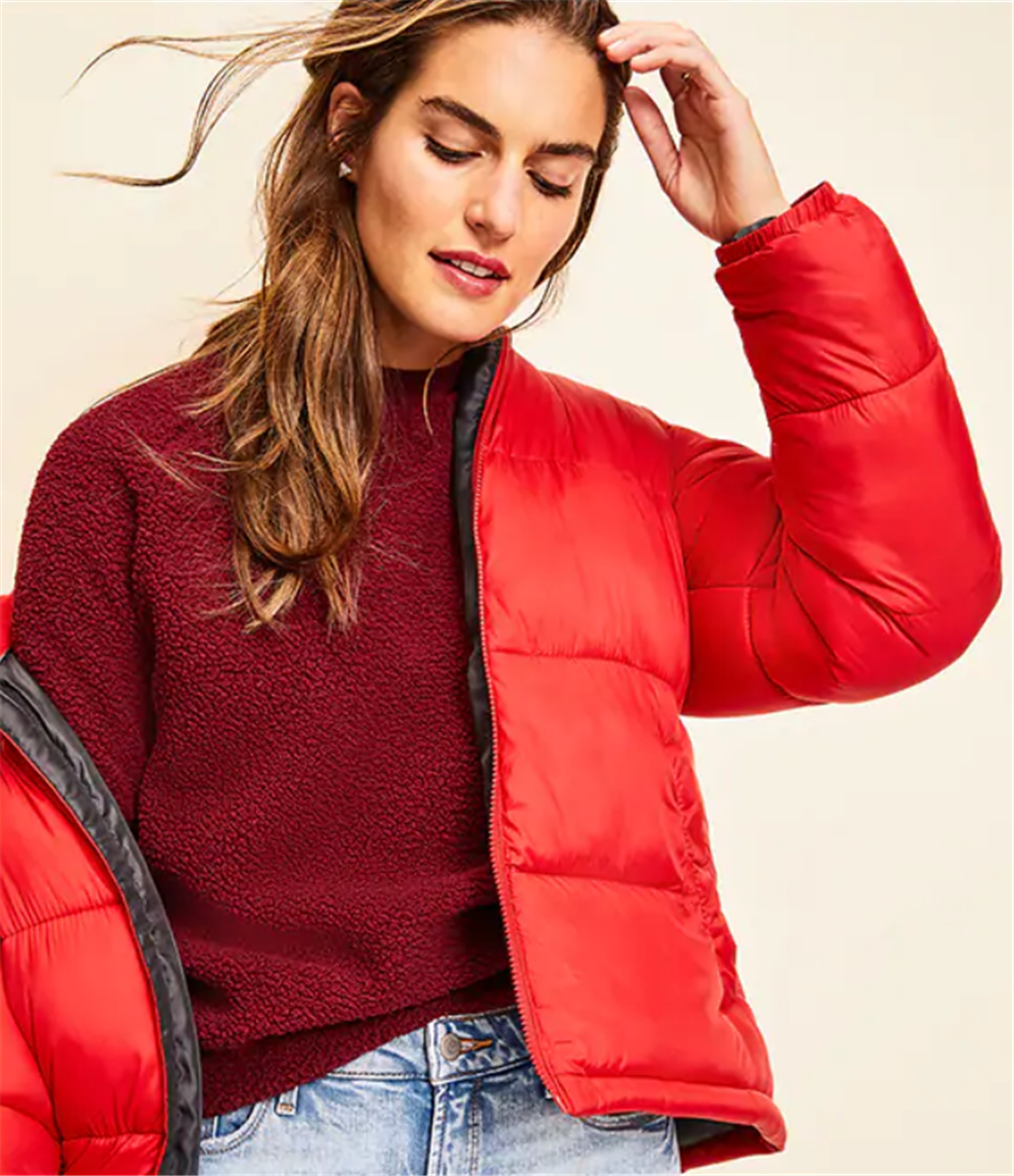 Old Navy – Frost-Free Puffer Jackets as Low as $15 (Regularly $45+) + Free Store Pickup!