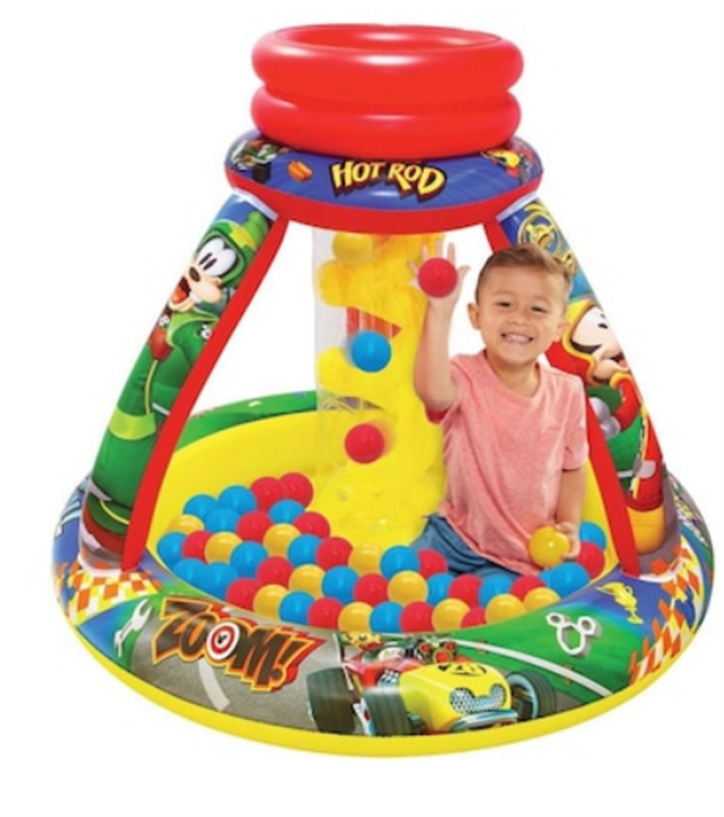 Lowe's – Up To 50% Off Select Toys! Little Tikes Jr. Jump 'n Slide Bounce House Only $157.98, Reg $229.99 + Free Shipping!