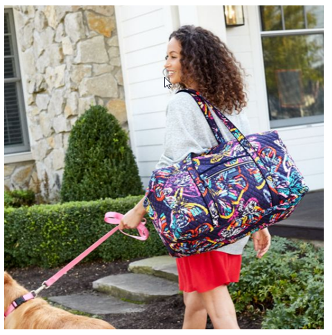 Vera Bradley Outlet Up To 90% Off with Additional 40% off Sale Items + Free Shipping Sitewide!