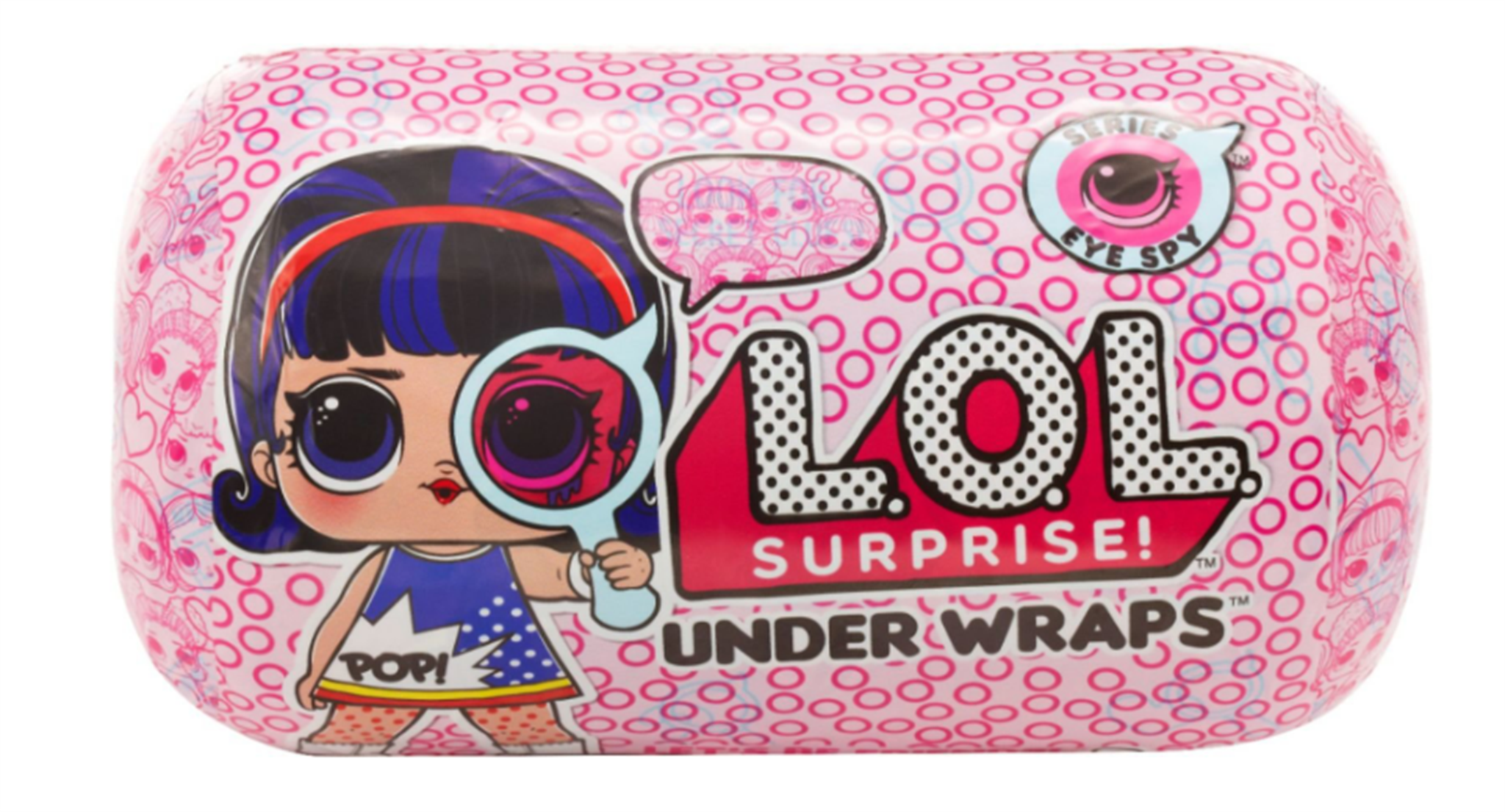 Bestbuy.com – L.O.L. Surprise! Underwraps Doll Blind Box Only $5.24, Reg $13.99 + Free Shipping!