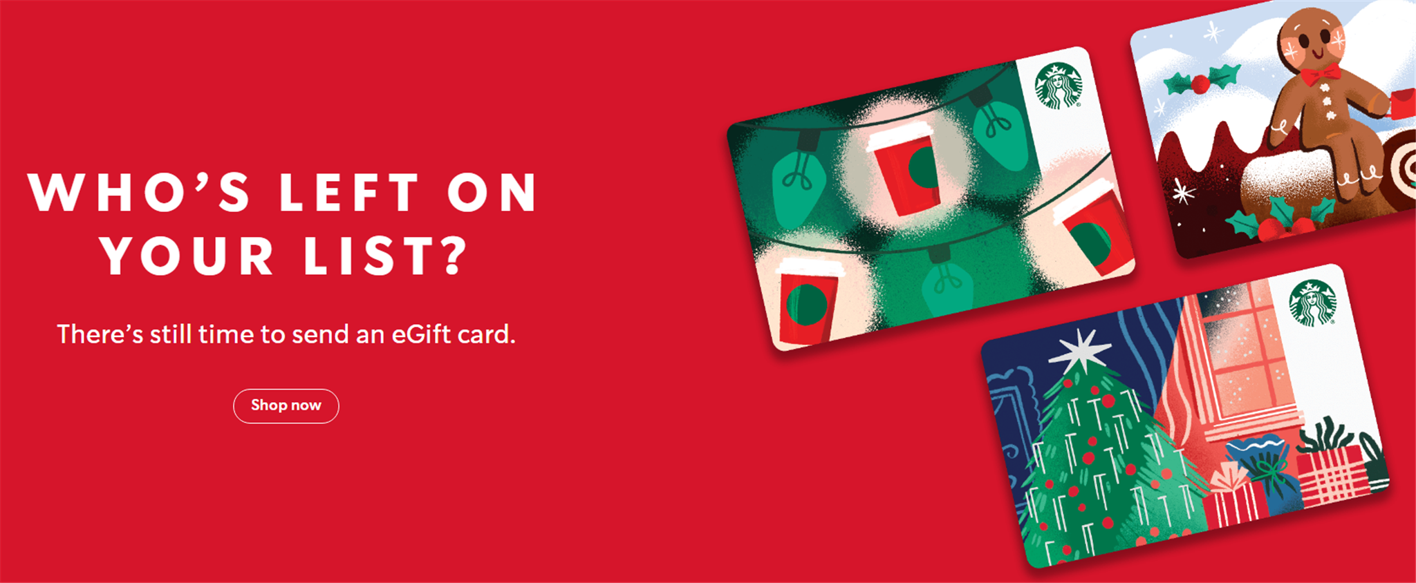 Starbucks – FREE $10 eGift Card with Purchase of eGift Card of $10 or More and Pay with Mastercard!