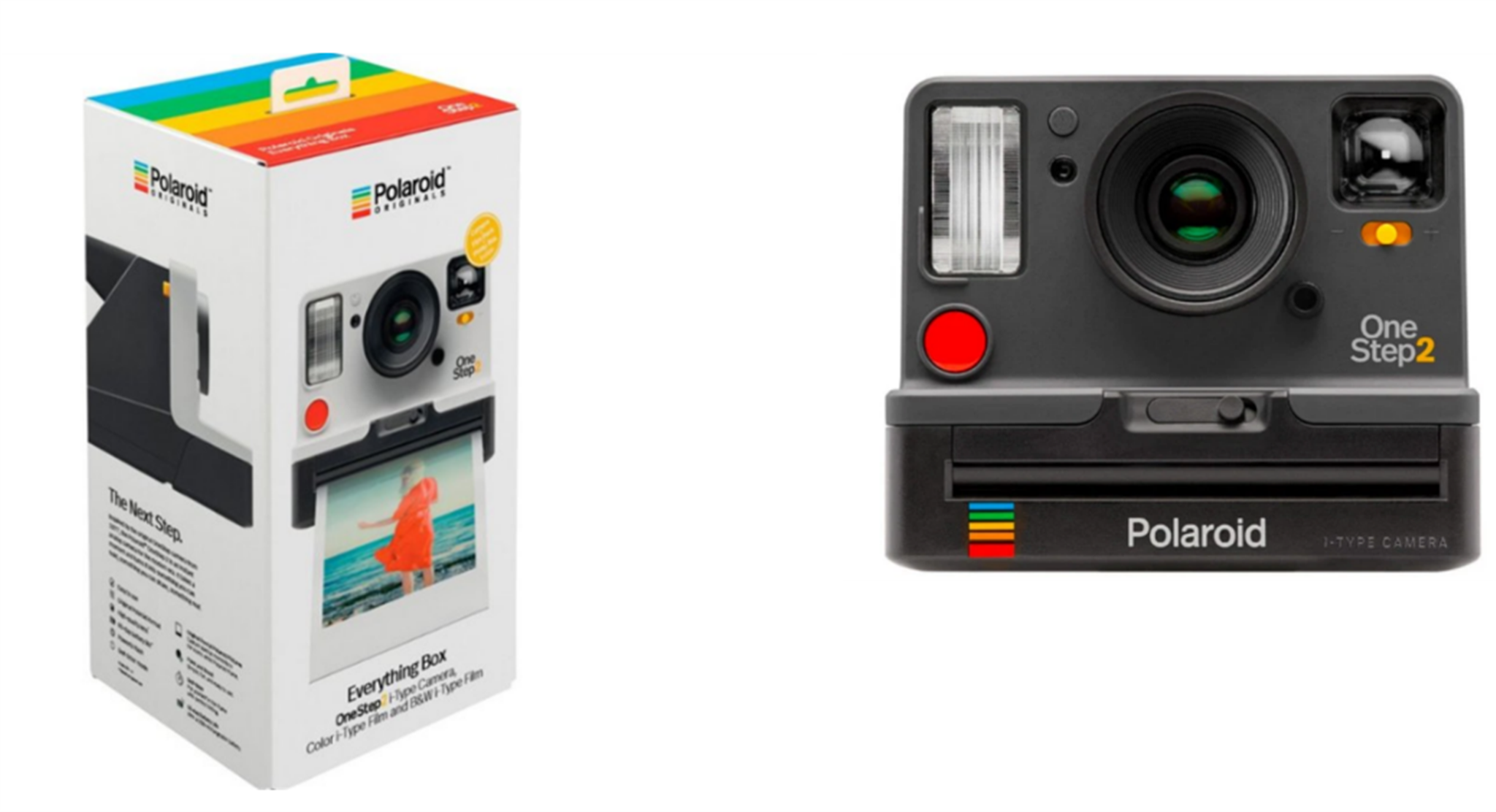 Lowe's – Polaroid Originals Everything Box Only $34.98, Reg. $116 + Free Store Pickup!