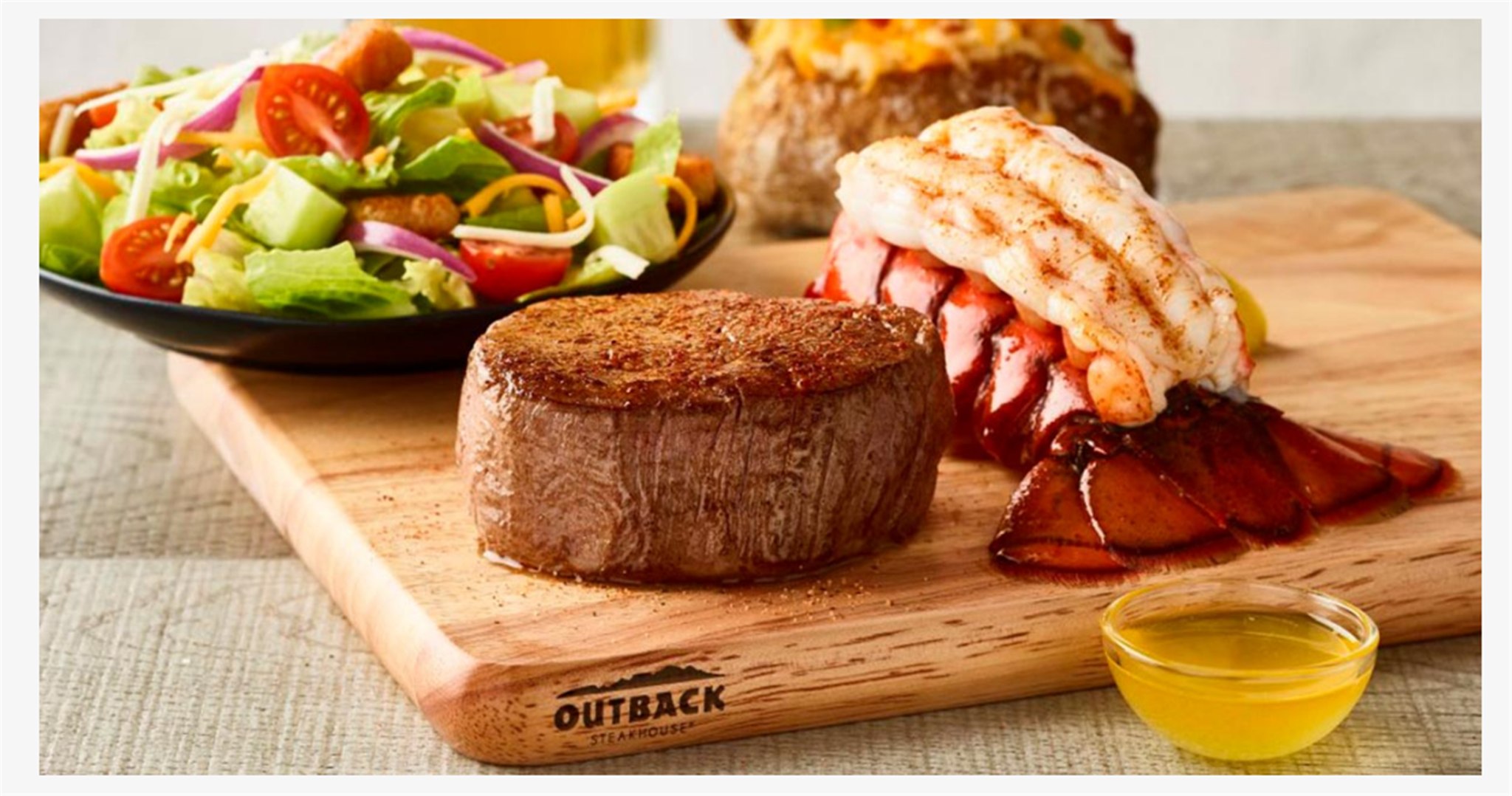 Outback Steakhouse – FREE $20 eGift Card with the Purchase of $50 or More in eGift Cards!