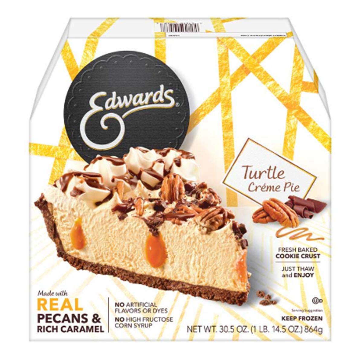 Target – Edwards Frozen Pies $4.00 each After BOGO 50% Deal