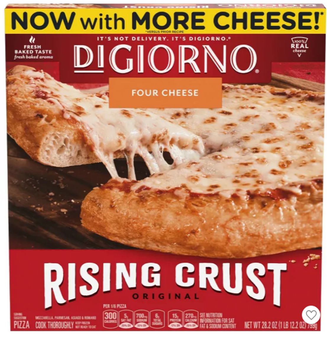 Target – DiGiorno Pizza Only $2.49 each!