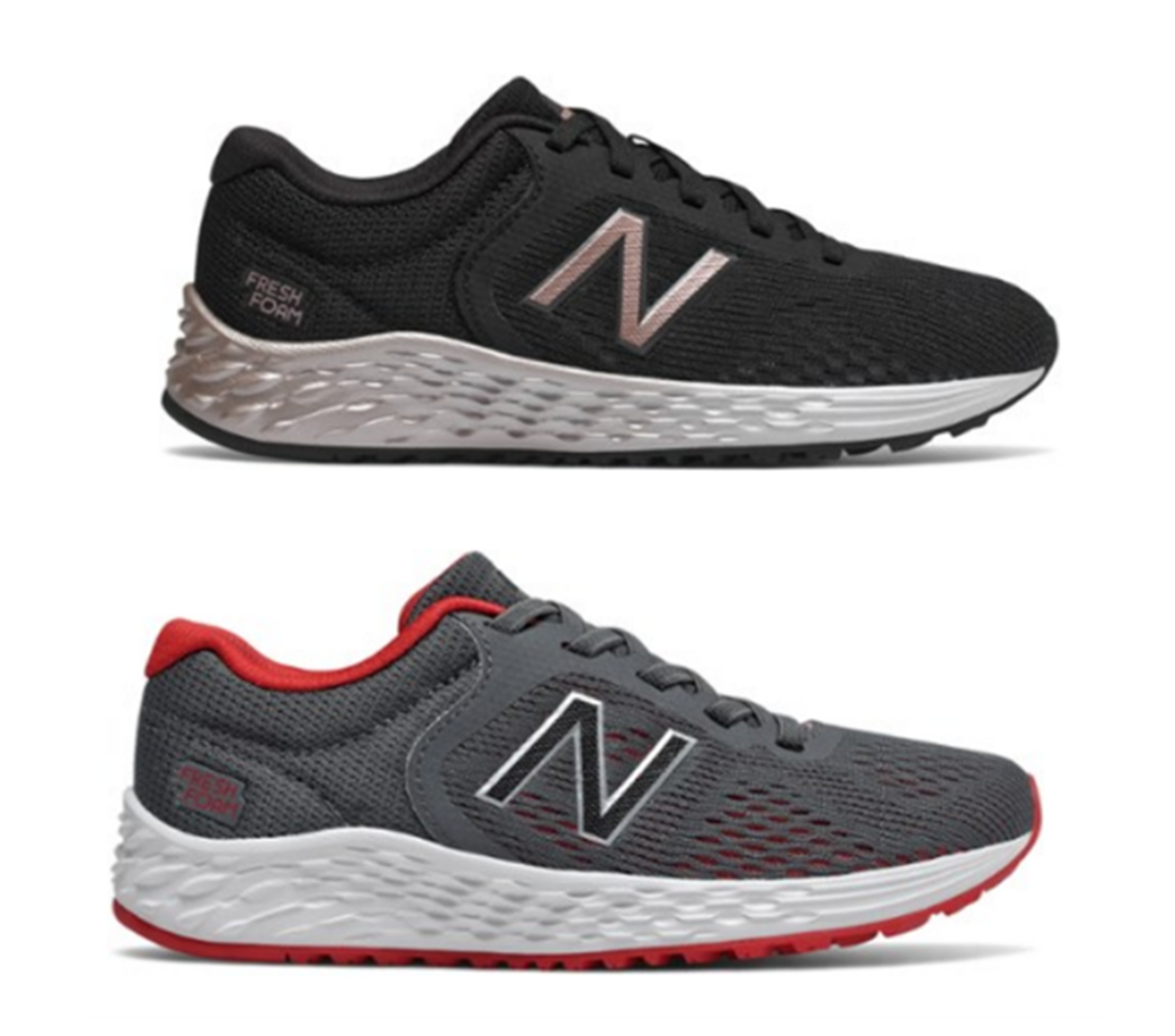 New Balance Running Shoes For Kids' Only $26.04, Reg $49.99 + Free Store Pickup!