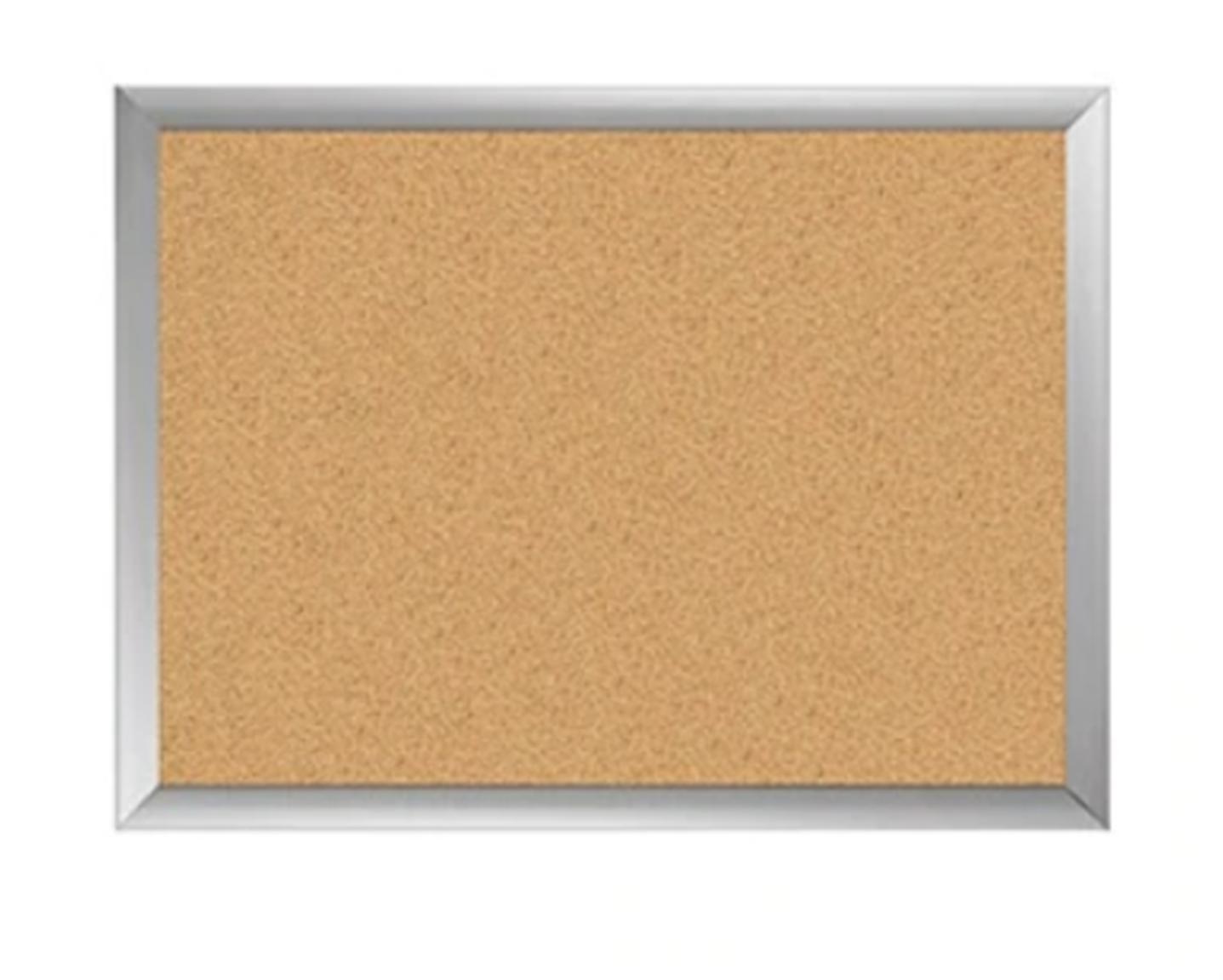 "Office Depot – Cork Board 24"" x 36"" Silver Frame Only $12.99, Reg $48.29!"