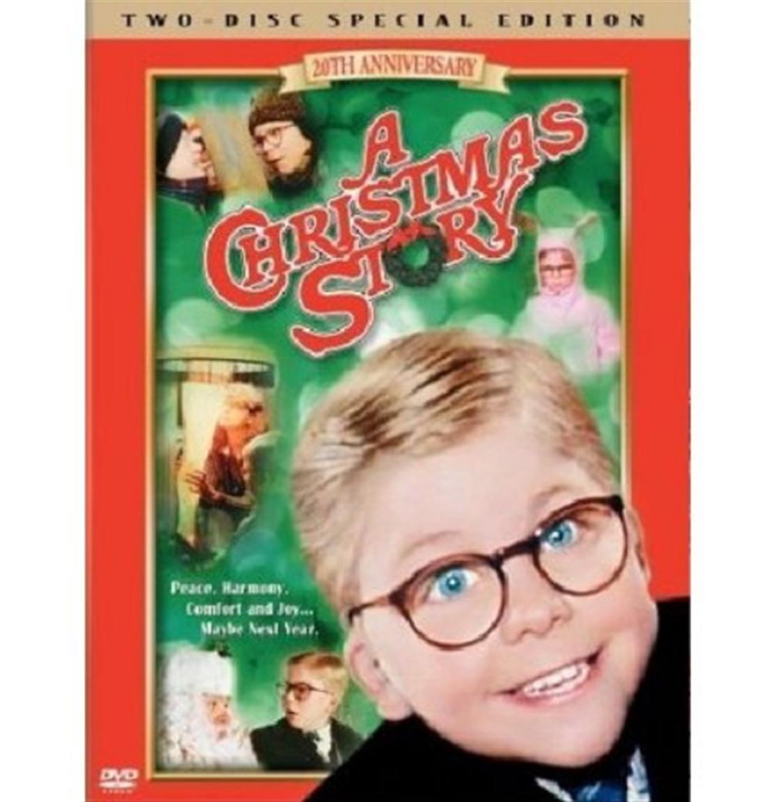 Walmart – A Christmas Story (DVD) Only $5.38, Reg $14.96 + Free Store Pickup!