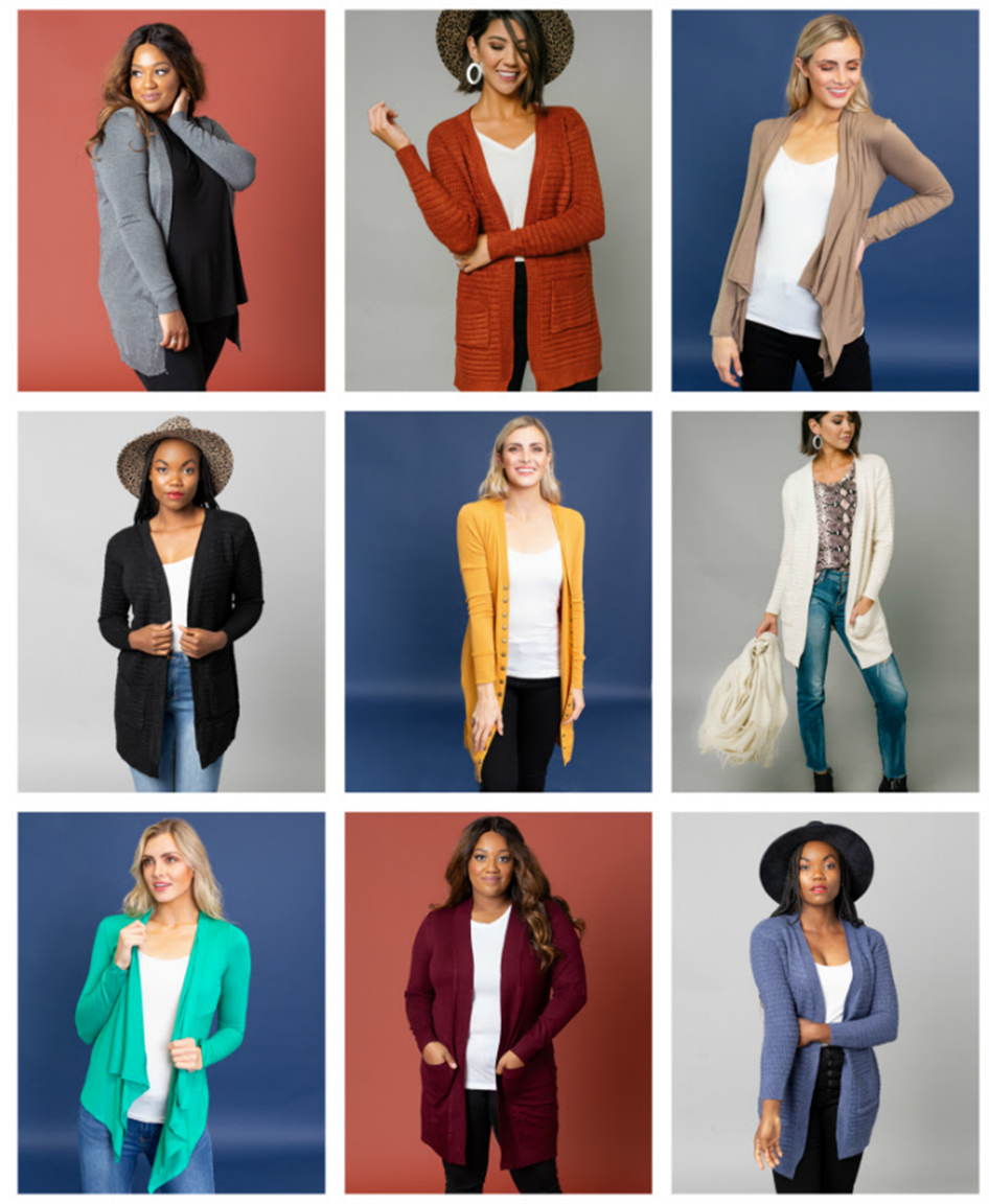 Cents of Style – Cardigan Sweaters as low as $14.95, Reg $34.95 + Free Shipping!