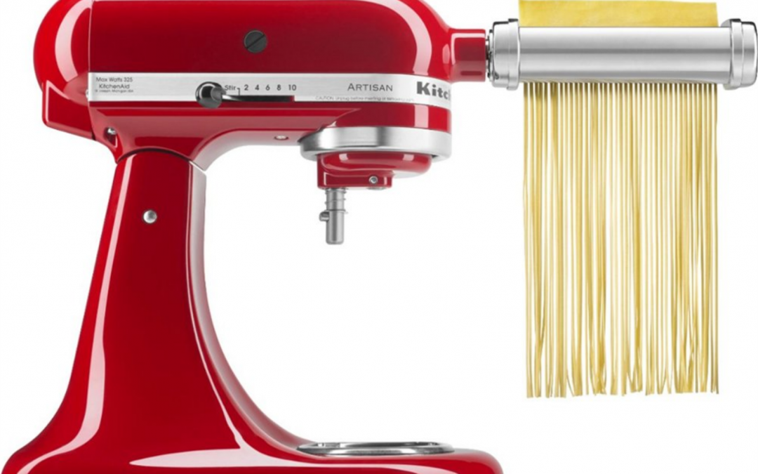 Bestbuy.com – KitchenAid Pasta Cutter & Fresh Prep Attachment Bundle Only $99.99, Reg $249.99 + Free Shipping!