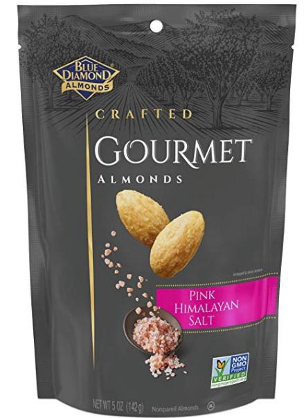 Walgreen's – Blue Diamond Gourmet Almonds 5oz Only $1.49 each!