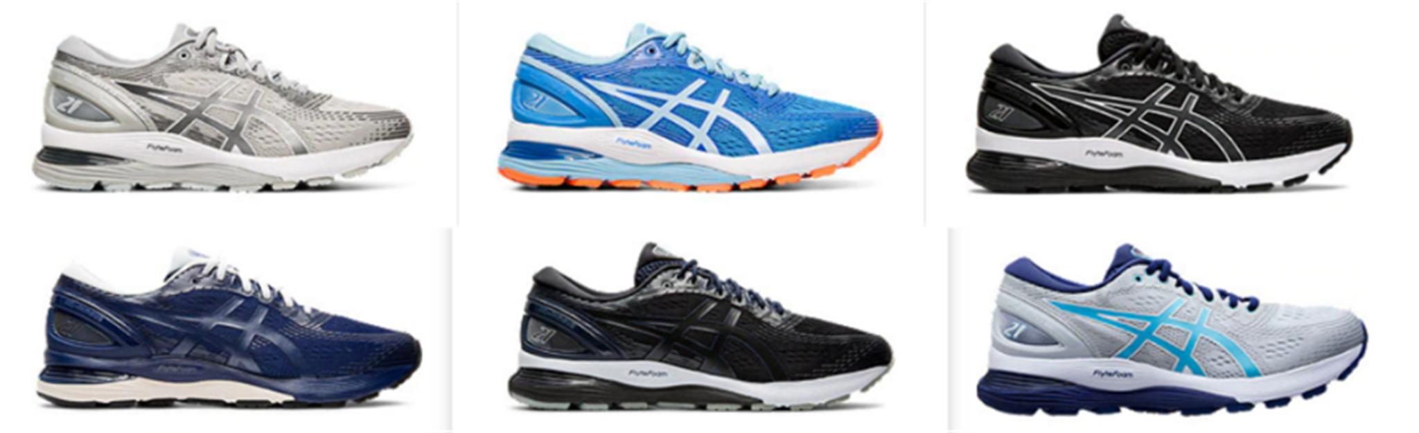 Gel Nimbus 21 Running Shoes Only $75, Reg $160.00 + Free Shipping!