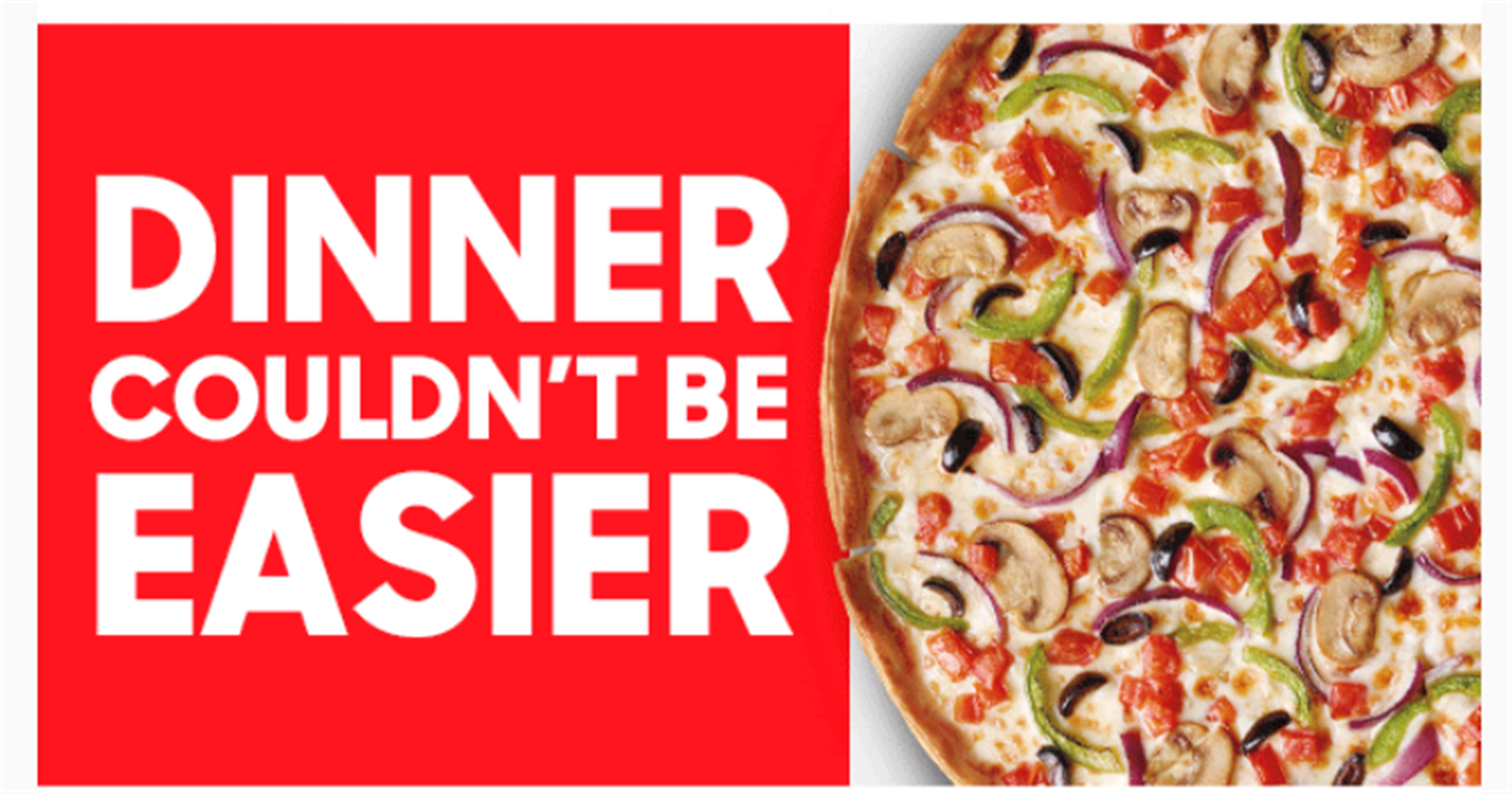 Pizza Hut – 50% Off Any Menu-Priced Pizzas!