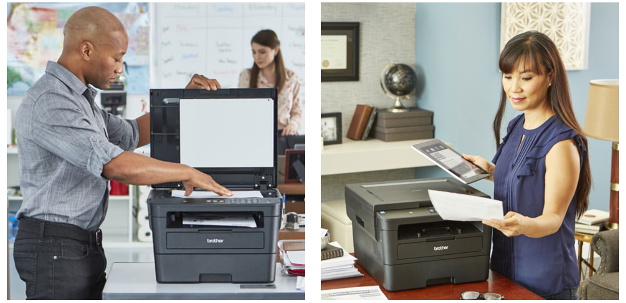 Staples.com – Brother USB, Wireless, Network Ready Laser Printer Only $84.99, Reg $169.99 + Free Store Pickup!