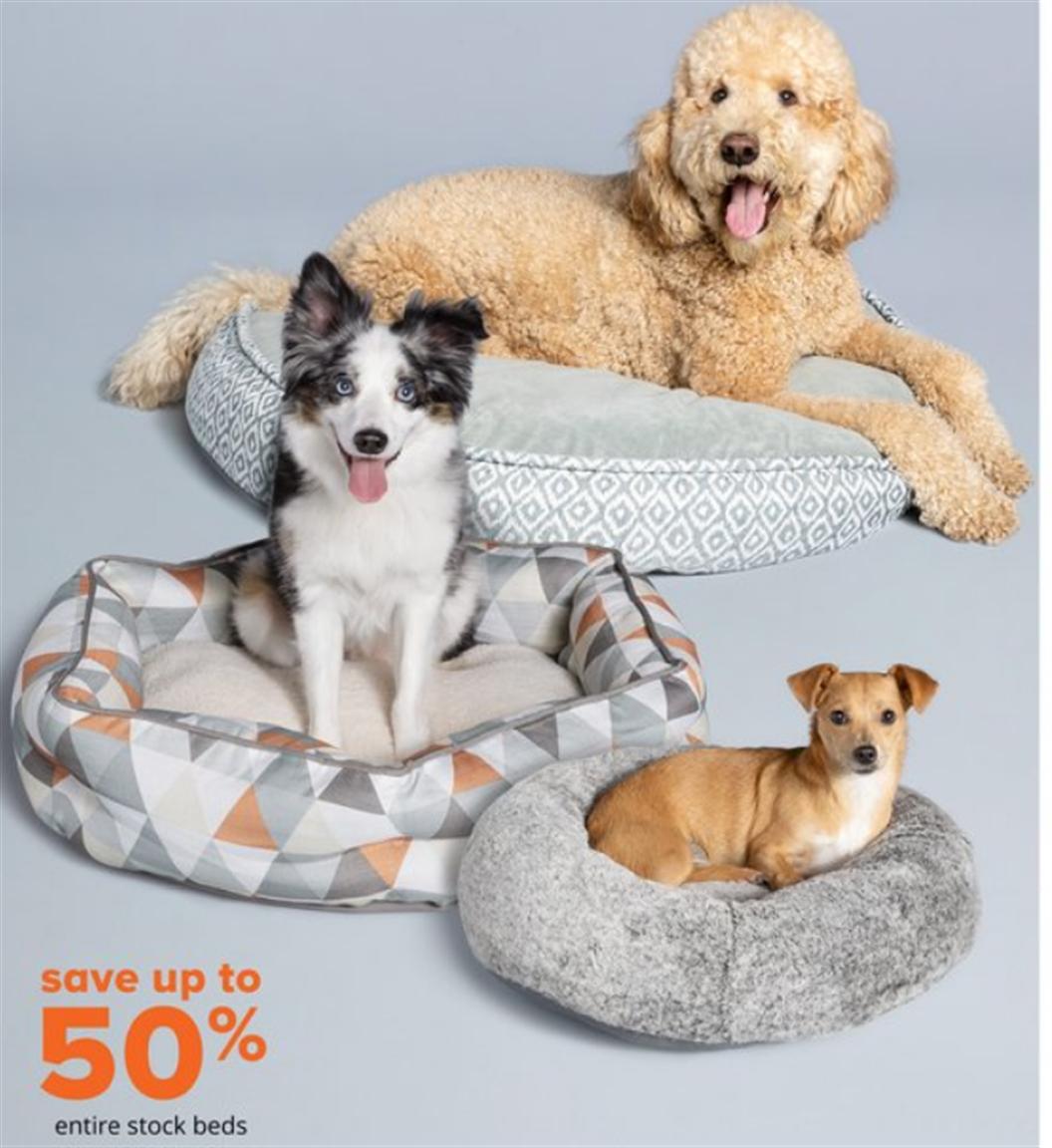 Petsmart.com – Up to 50% off Beds & Furniture!