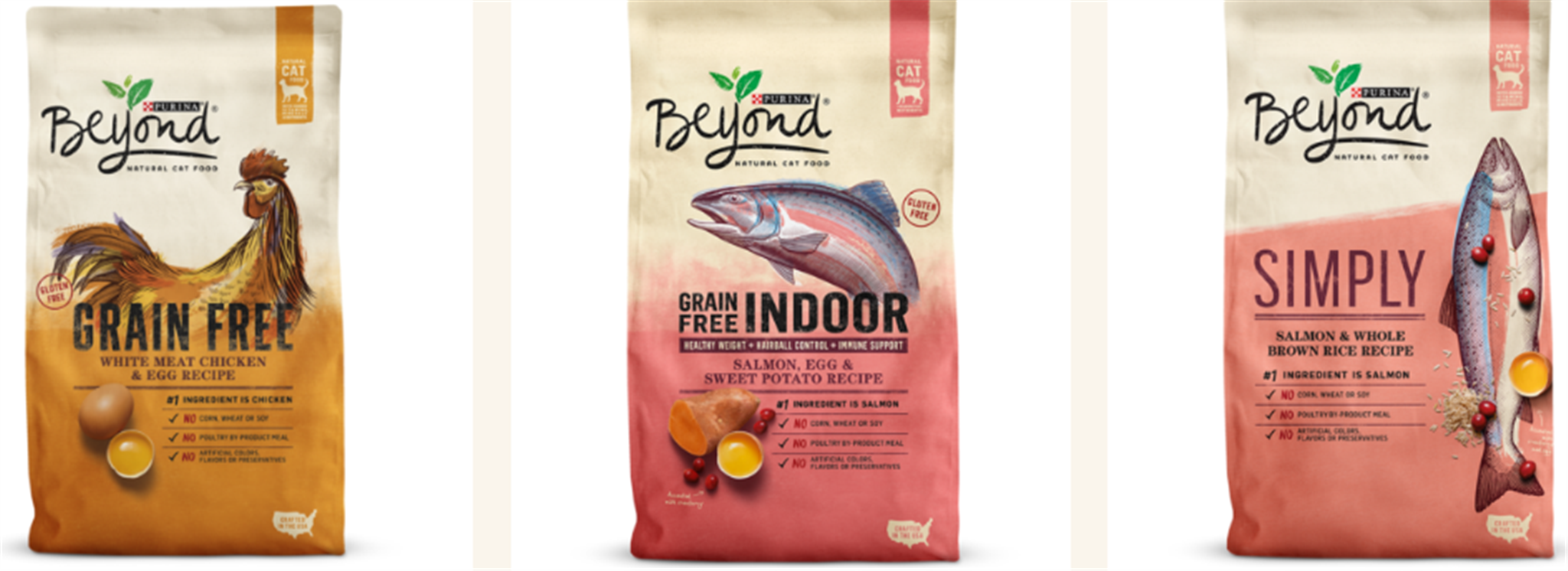 Publix – Beyond Dry Cat Food 3lb bags Only 25¢, Reg $8.49 – Hurry! Expires 1/10!