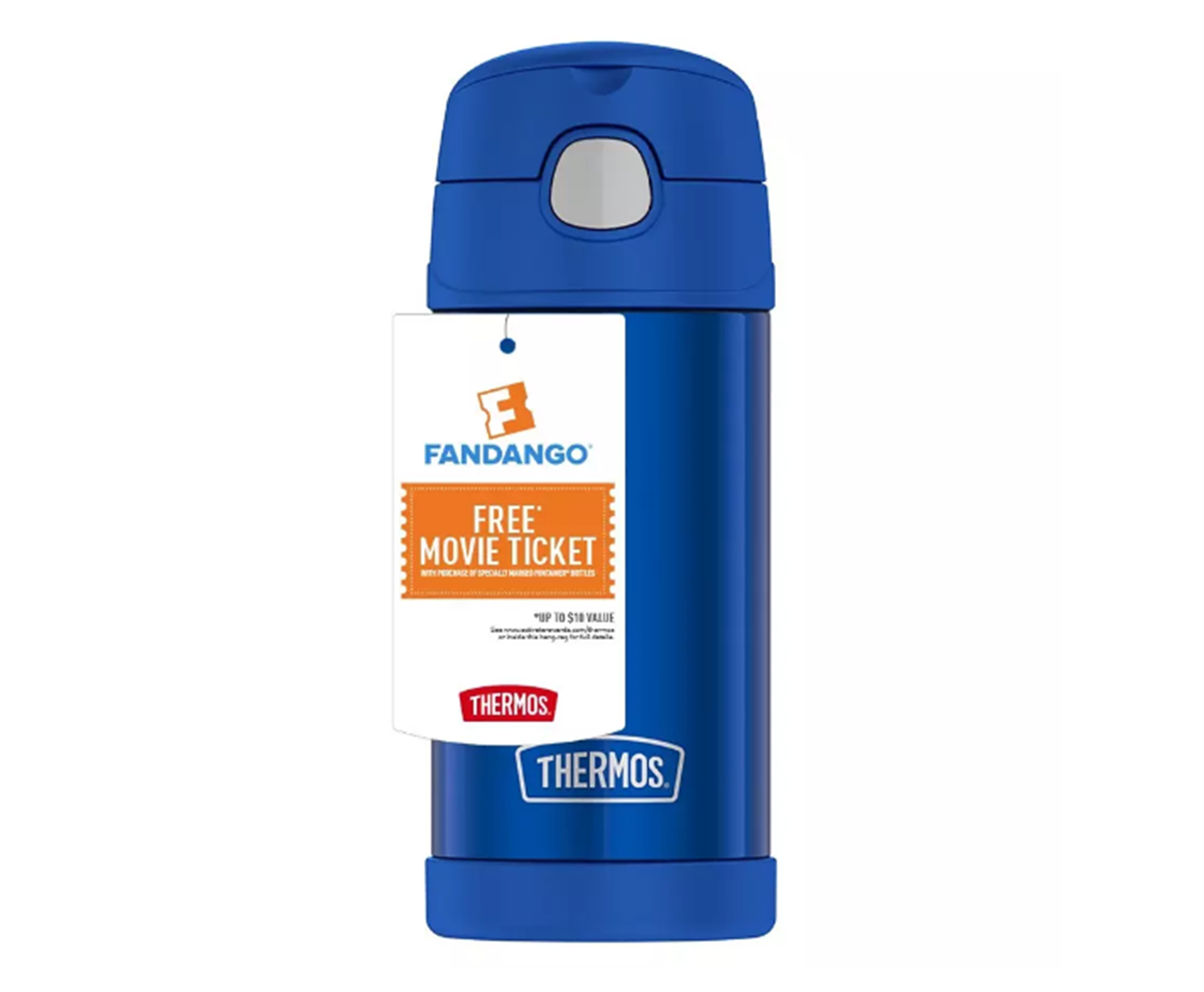 Walgreen's – Thermos Kids Funtainer Hydration Bottle With $10 Free Fandango Movie Ticket Only $9.99 + Free Store Pickup!