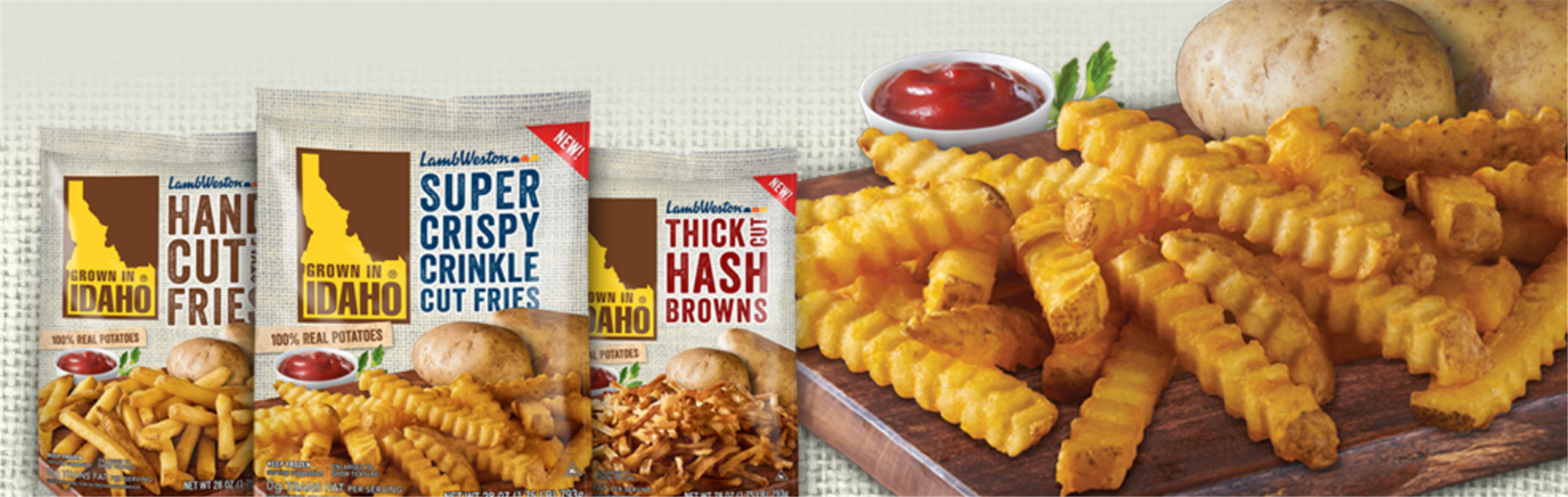 Publix – Grown in Idaho Fries, Hash Browns, or Potato Puffs Only 65¢ a Bag!
