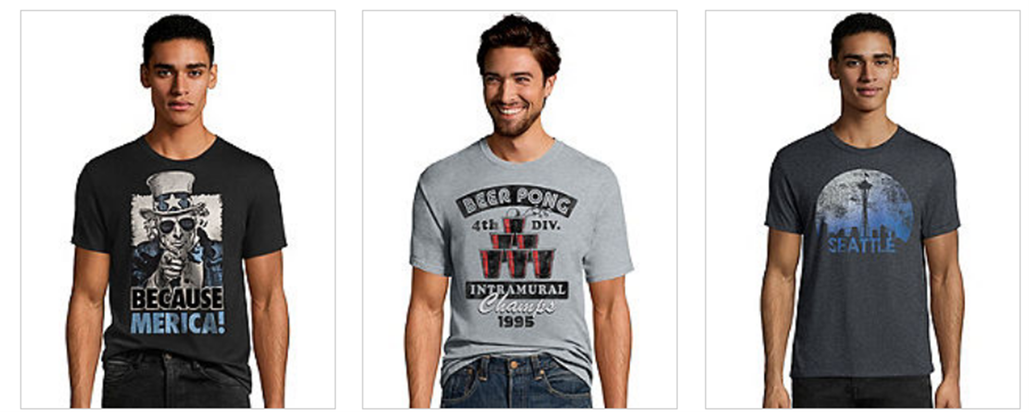 Hanes.com – Extra 30% Off Clearance Items + Free Shipping! Men's Tees Only $2.79 Shipped!