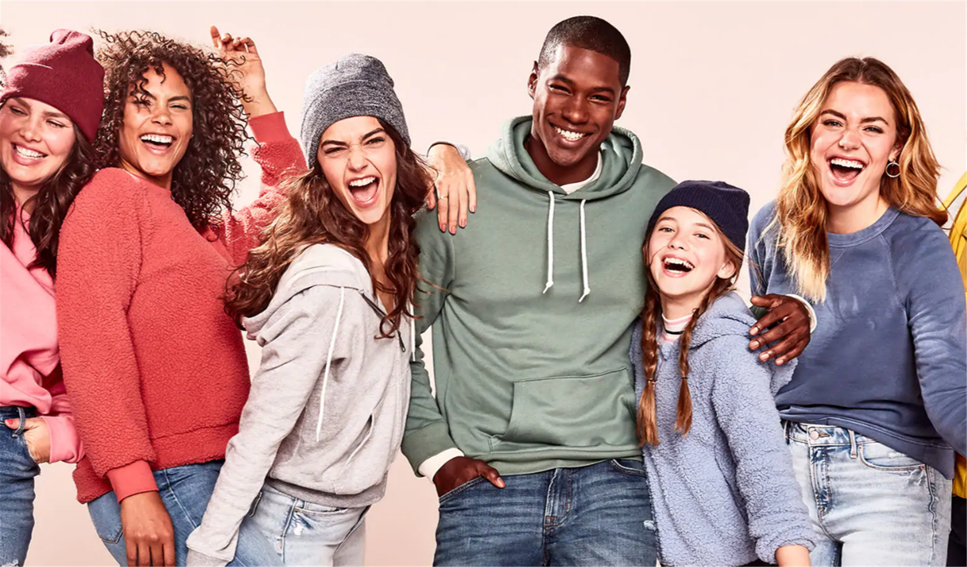 Old Navy – Up to 80% Off Apparel + Free Store Pickup! Makes Great Valentine's Day Gifts!