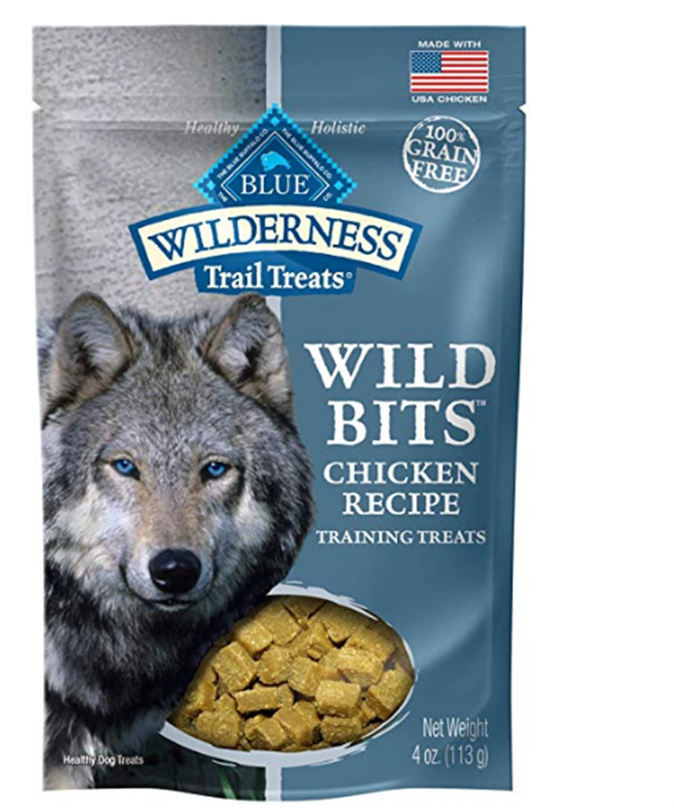 Amazon – Blue Buffalo Wilderness Trail Treats Only $2.78, Reg $7.99 + Free Shipping!