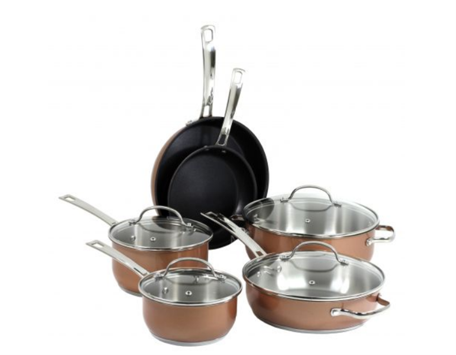 Oneida – Save 30% Off Your Entire Order (Sitewide). Premium 10 Piece Stainless Steel Cookware Set Only $139.99, Reg $311.00!