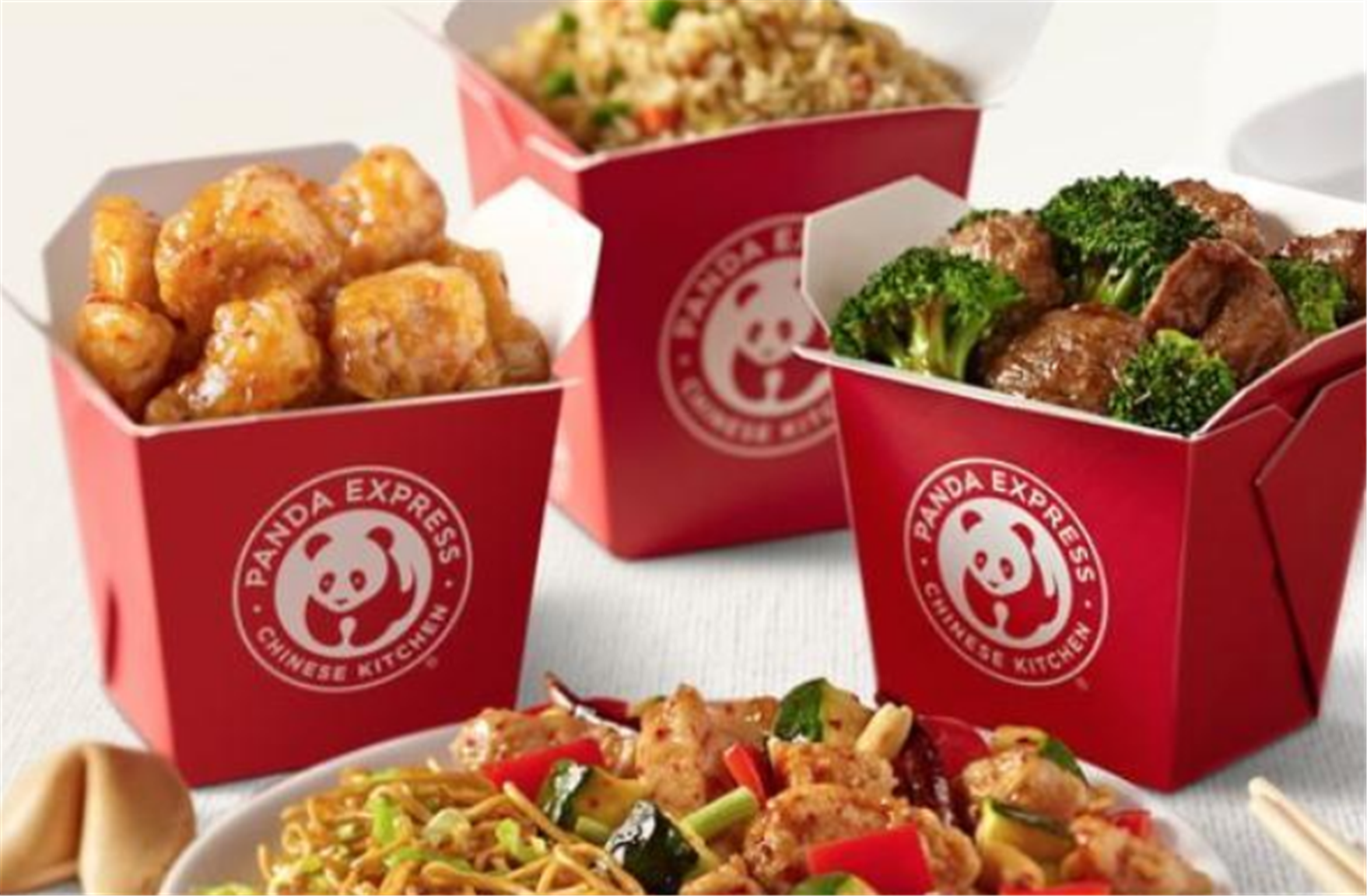 Panda Express – $10 Off Family Feasts (2 Large Sides + 3 Large Entrees)