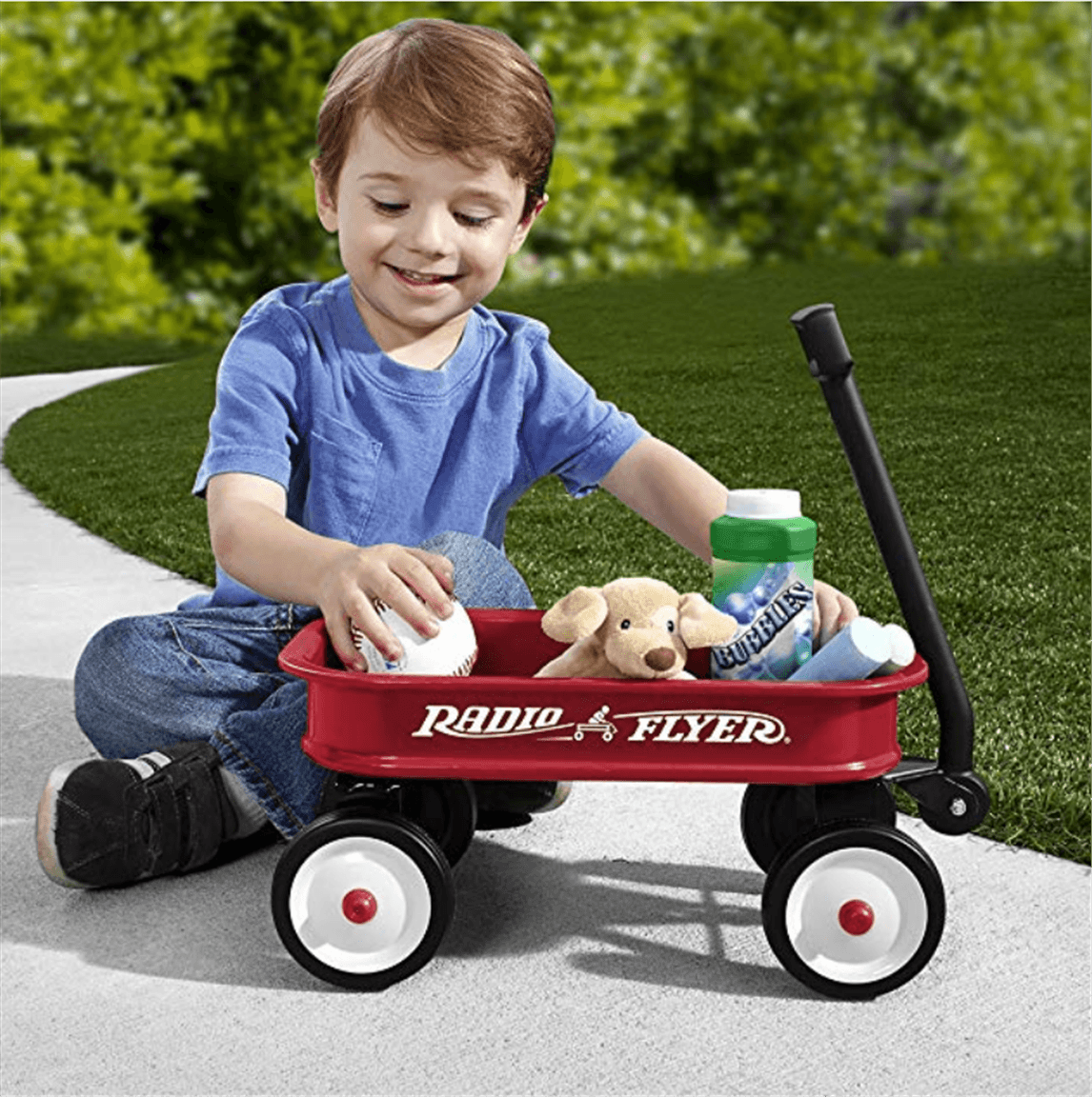 Amazon – Radio Flyer Little Red Toy Wagon Only $9.97, Reg $14.99!