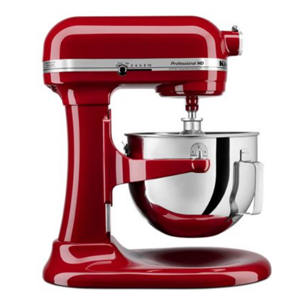 Kitchenaid Professional HD Series 5 Quart Bowl-Lift Stand Mixer Only $179.00, Reg $319.00 + Free Shipping!