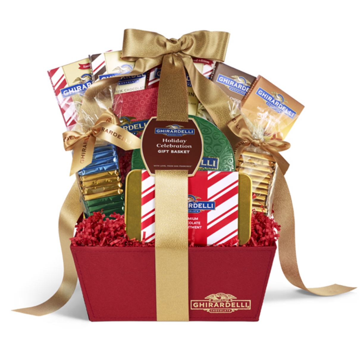 Ghirardelli – Up to 60% OFF Valentine's Day items!