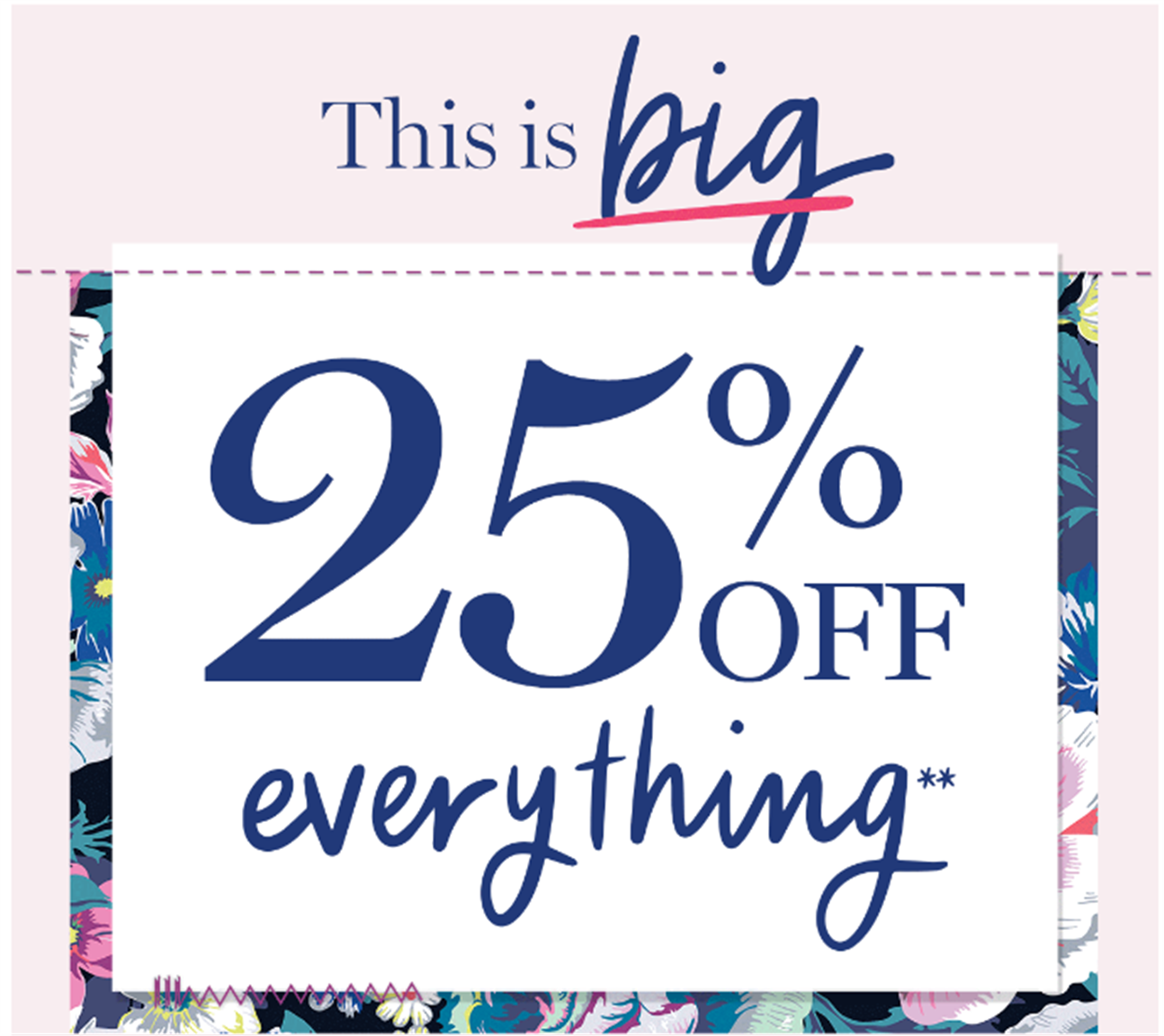 Vera Bradley – Happening Now! 25% off EVERYTHING + Free Shipping (You Dont Want To Miss This!)