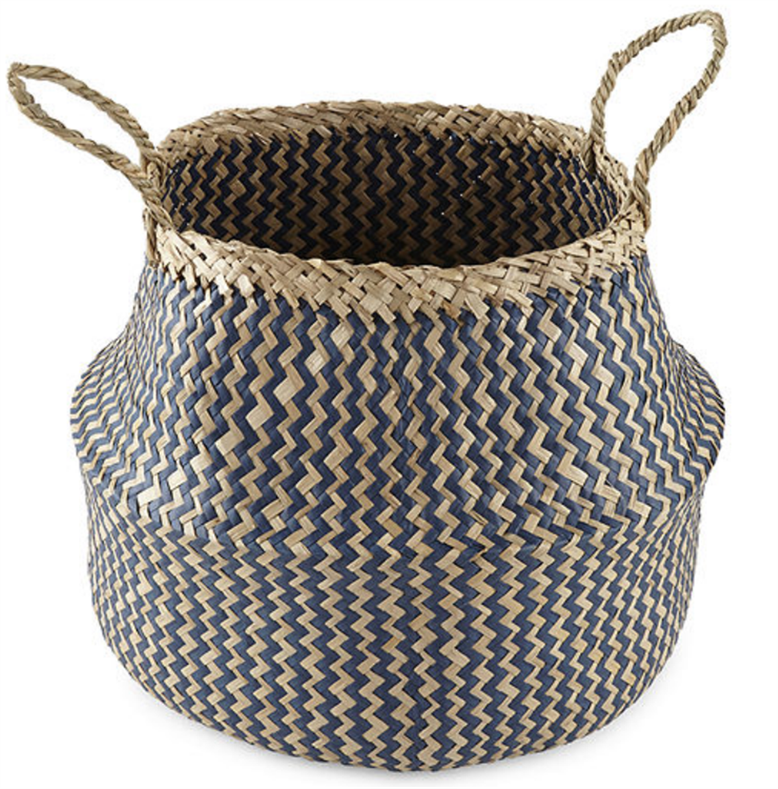 JCPenney.com – Up To 25% ALL Orders – Medium Navy Basket Only $19.19, Reg $40 + Free Store Pickup!