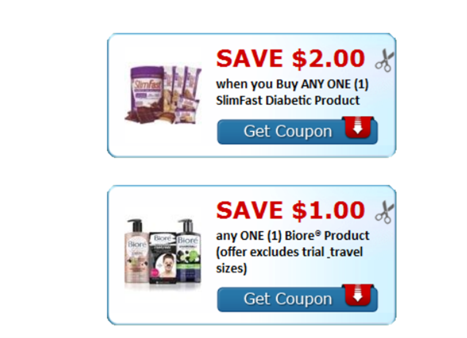 New Printable Coupons From Coupons.com