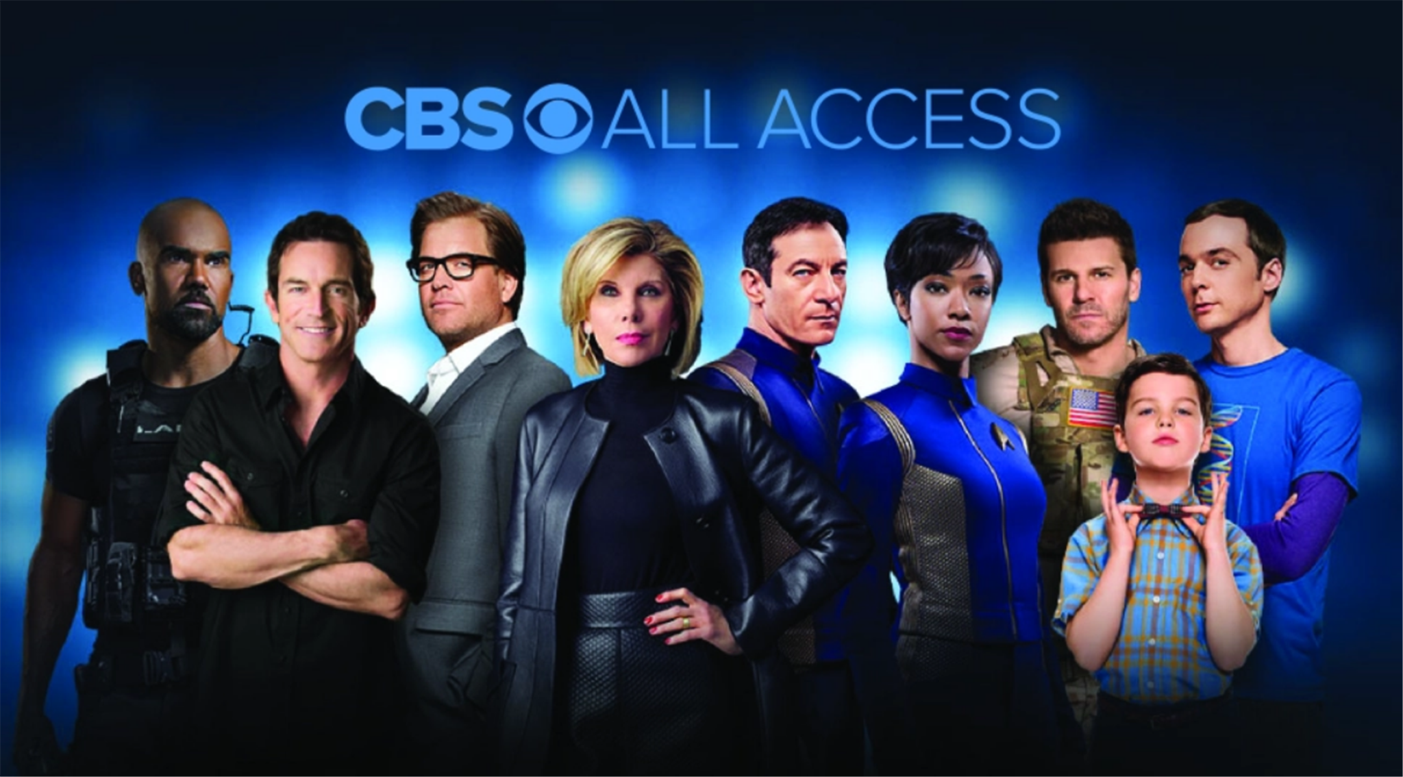 FREE 1-Month CBS All Access Trial Membership (New or Returning Members)
