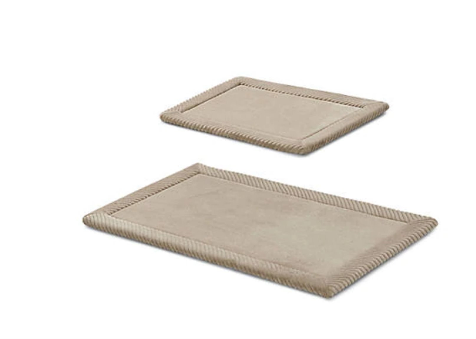 Belk.com – 2-Pk Bathroom Rugs & Mats Only $10, Reg $40 + Free Store Pickup! Memory Foam 2 Pack Rug Set $10!