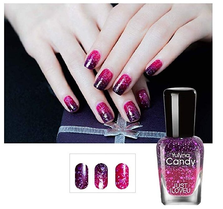 Temperature Change Nail Polish Only $2.99, Reg $29.99!