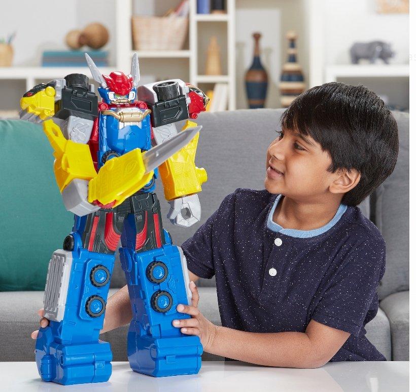 Walmart.com – Power Rangers Beast Morphers Beast-X Megazord Only $9.99, Reg $29.84 + Free Store Pickup!